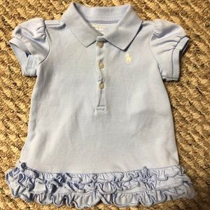 Baby girls Polo Ralph Lauren dresses